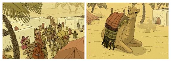 Ilustraciones para libro de texto (Ediciones Akal).