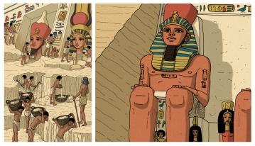 Egipto (Ediciones Akal).