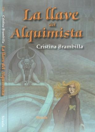 """Cubierta para """"La llave del Alquimista"""" (Ediciones Siruela)."""