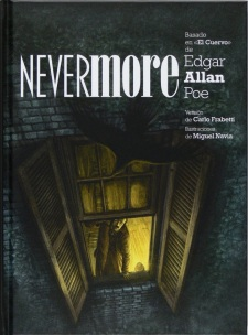 NEVER MORE de Poe Miguel Navia